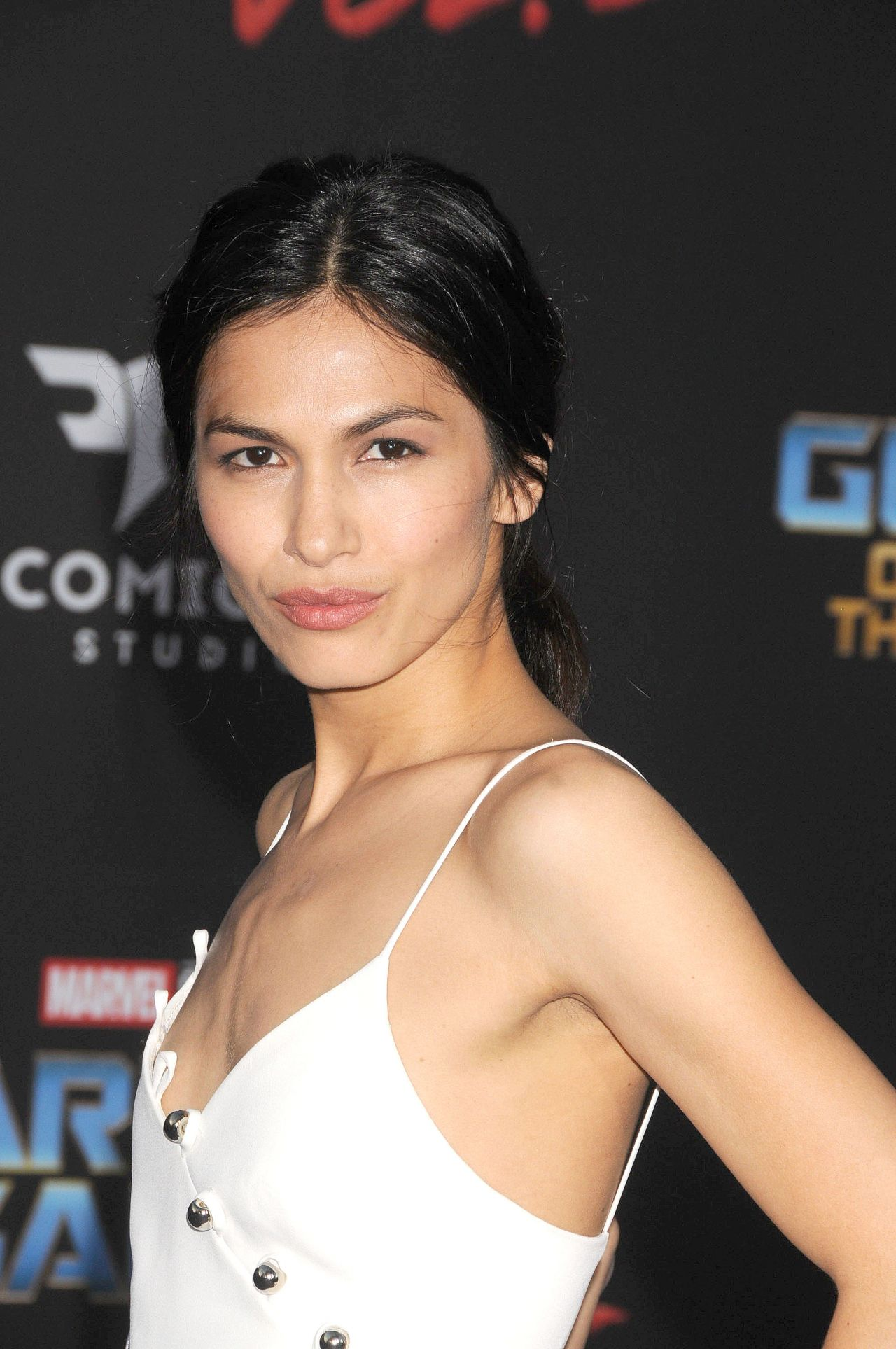 Elodie Yung Guardians Of The Galaxy Vol 2 Premiere In