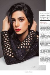 Emeraude Toubia - Vanidades Magazine April 2017 Issue