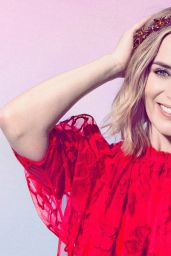 Emily Blunt - Photoshoot for Saturday Night Live 2017