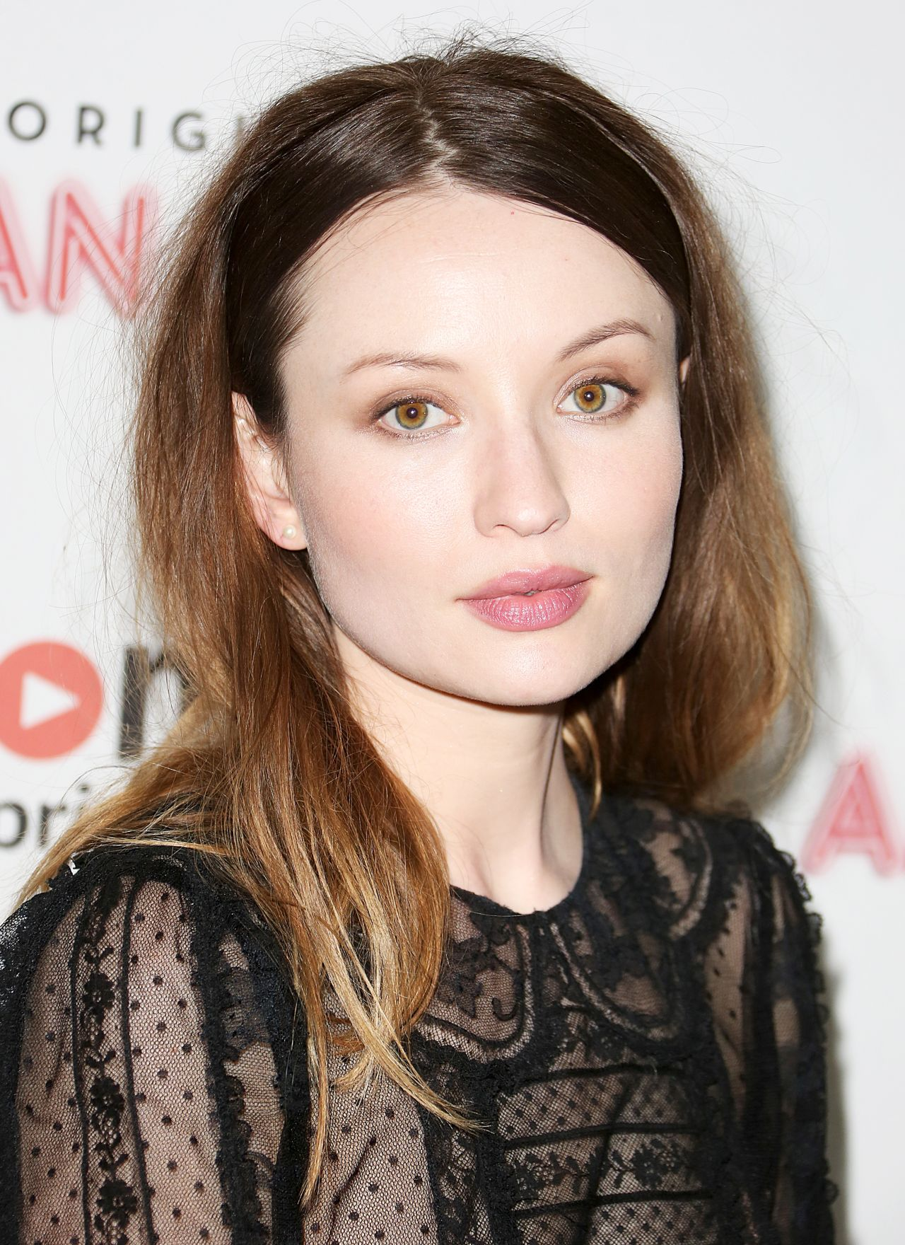 Emily Browning Quot American Gods Quot Premiere In London 4 6 2017