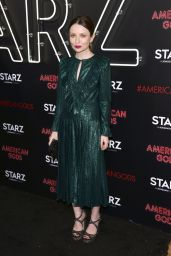 "Emily Browning - ""American Gods"" Premiere in Los Angeles 4/20/2017"
