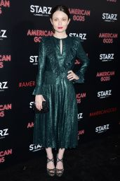 """Emily Browning - """"American Gods"""" Premiere in Los Angeles 4/20/2017"""