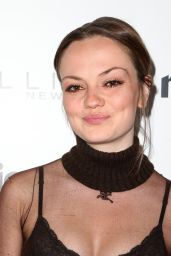 Emily Meade – Marie Claire's 'Fresh Faces' Celebration in West Hollywood 4/21/2017