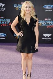 Emily Osment - Guardians of the Galaxy Vol 2 Premiere in Los Angeles
