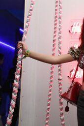 Emily Ratajkowski at H&M Loves Coachella Tent at Coachella in Indio 4/14/2017