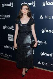 Emily Robinson – GLAAD Media Awards in Los Angeles 4/1/2017