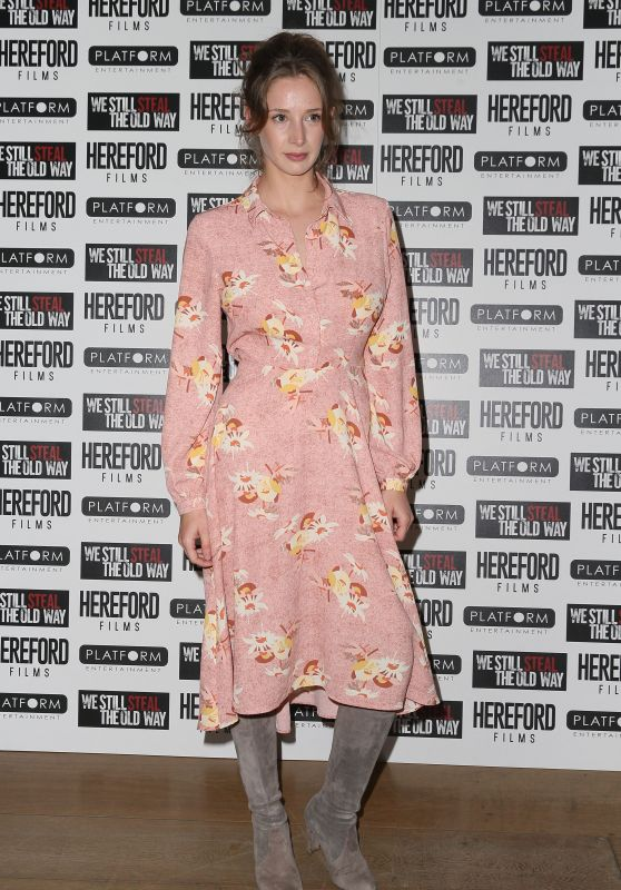 "Emily Shaw – ""We Still Steal The Old Way"" Special Film Screening in London 4/12/2017"