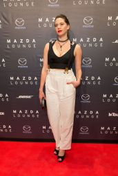 Emma Ferrer – Mazda CX-5 at a Spring-Cocktail in Duesseldorf, Germany 04/27/2017