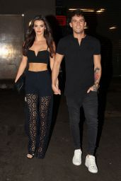 """Emma McVey - Arriving at the Famous Eatery """"Mr Wong"""" in Sydney 4/4/2017"""