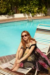 Emma Roberts Photoshoot - Who What Wear Spring 2017