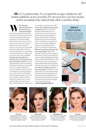 Emma Watson – InStyle Magazine USA May 2017 Issue
