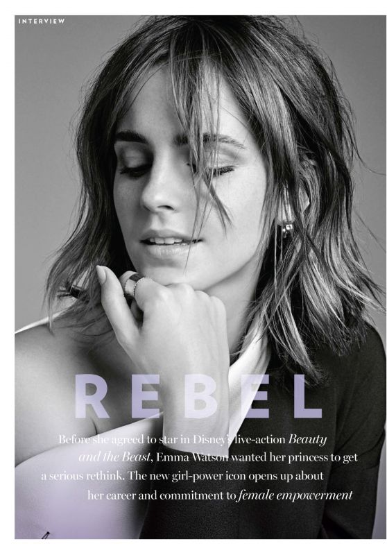 Emma Watson - Marie Claire Magazine Australia May 2017 Issue