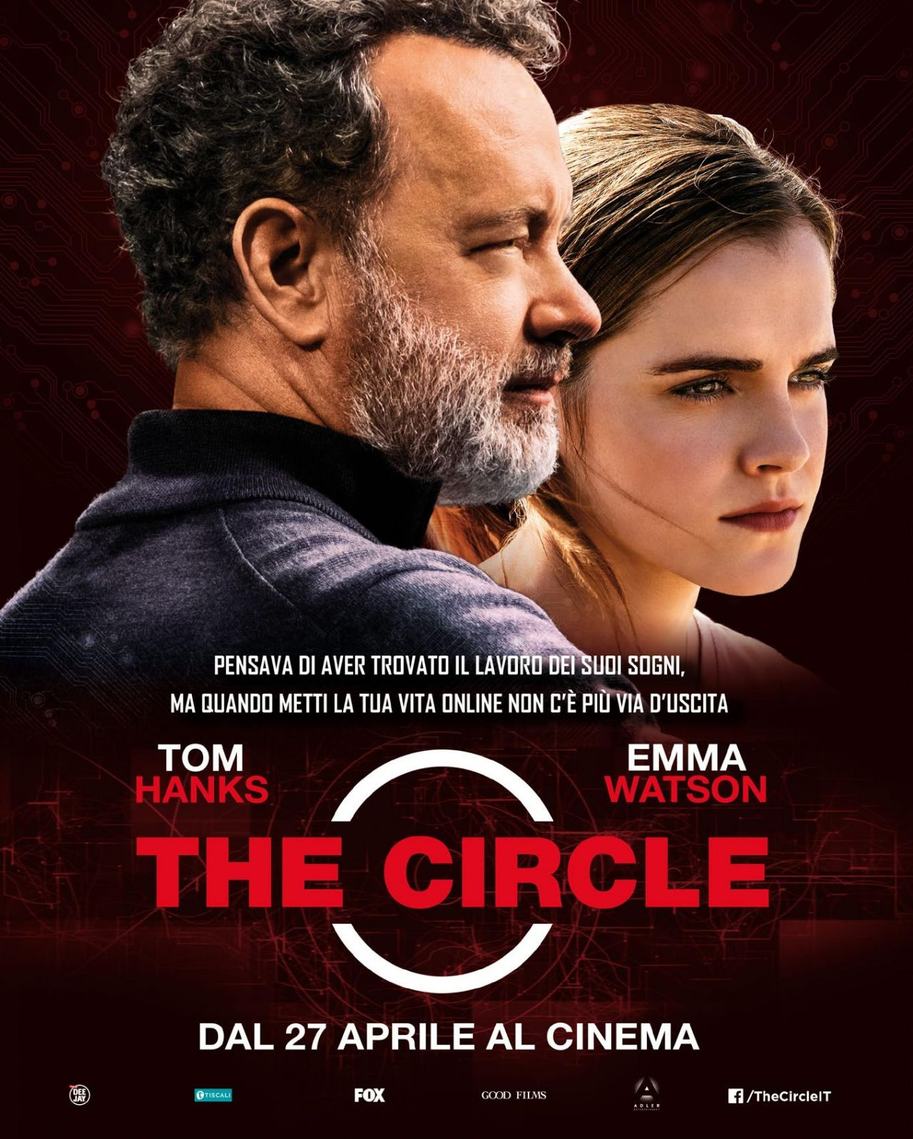The Circle Full Movie Download WEB-DL 480p 300MB