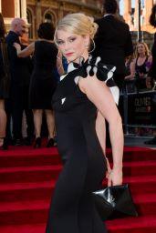 Emma Williams On Red Carpet – Olivier Awards in London 4/9/2017