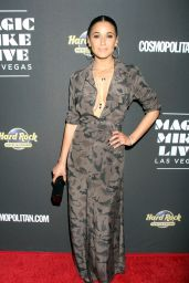 "Emmanuelle Chriqui - ""Magic Mike Live Las Vegas"" Opening Night at Hard Rock Hotel & Casino Las Vegas 4/21/2017"