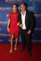 "Erika Heynatz – ""The Bodyguard"" Musical Premiere in Sydney 04/27/2017"