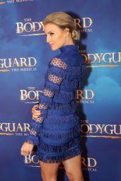"Erin Holland – ""The Bodyguard"" Musical Premiere in Sydney 04/27/2017"