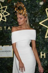 Erin Holland - The Star Doncaster Mile Inaugural Luncheon in Sydney, March 2017