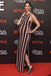 "Eugenia Silva at ""Las Chicas Del Cable"" Movie Premiere in Madrid 04/27/2017"