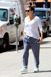 Eva Longoria - Leaving Anastasia Spa in Beverly Hills 4/13/2017
