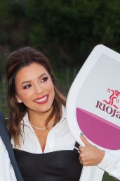 Eva Longoria Visits MArques De Riscal Cellar, Elciego in Spain 4/5/2017