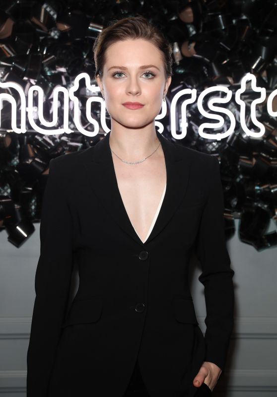 Evan Rachel Wood - Variety Studio: Actors on Actors in Los Angeles 4/02/2017