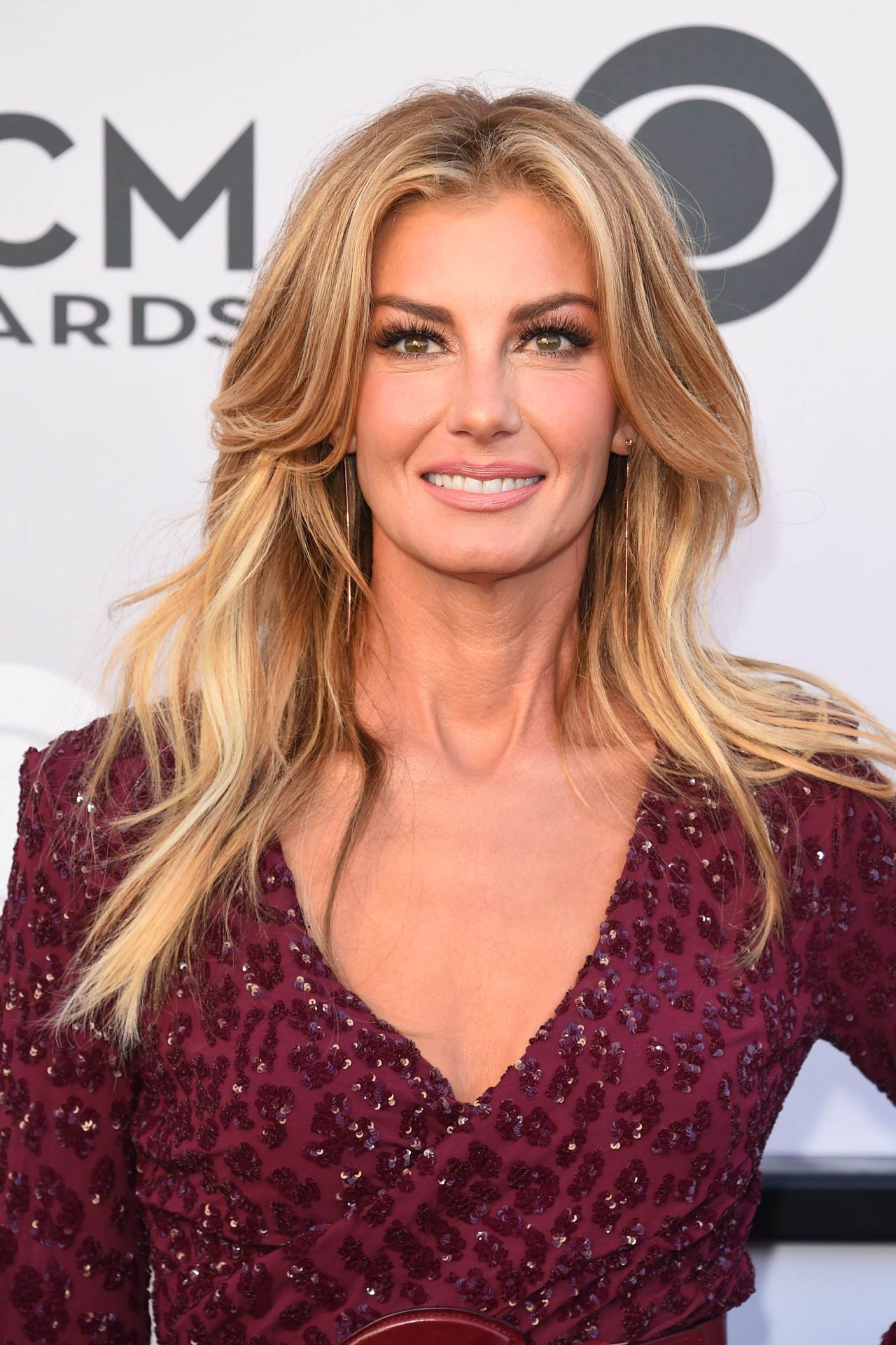 Faith Hill Academy Of Country Music Awards 2017 In Las Vegas