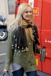 Fearne Cotton Casual Style - Out in London 4/3/2017