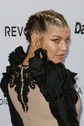 Fergie Duhamel at Daily Front Row's Fashion Los Angeles Awards 2017