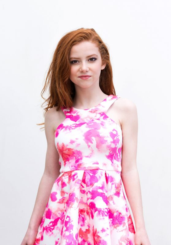 Francesca Capaldi - Sally Miller Fashion Spring 2017 Collection