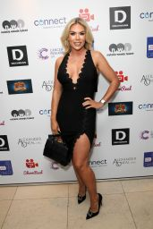 Frankie Essex – Jog On To Cancer Charity Event in London 4/12/2017