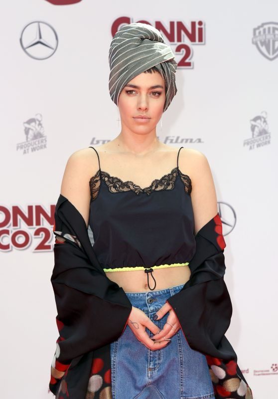 Frida Gold – Conni and Co 2 Premiere in Berlin 4/9/2017