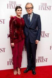 "Gemma Arterton - ""Their Finest"" Screening in London 4/12/2017"