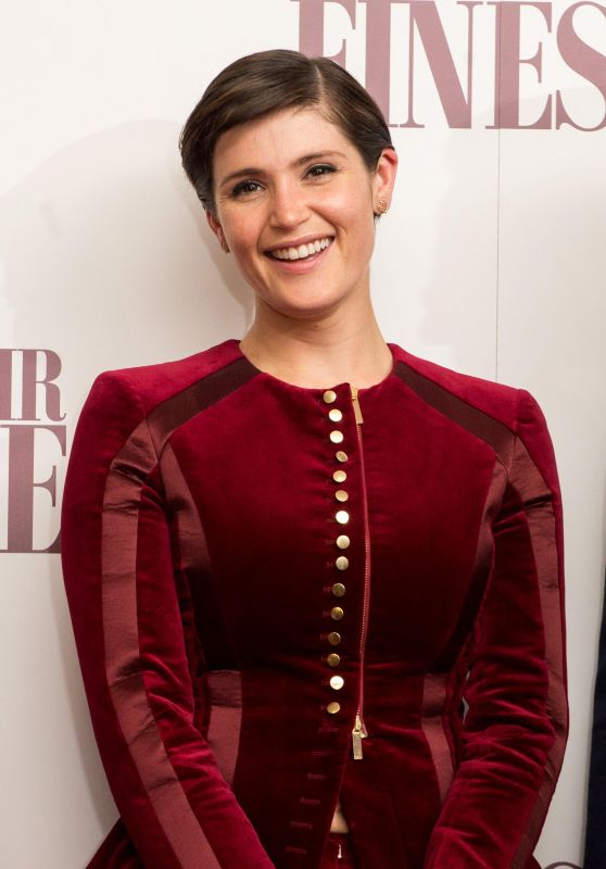 "Gemma Arterton - ""Their Finest"" Screening in London 4/12/2017"