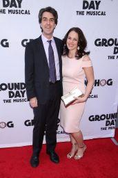 "Georgia Stitt – ""Groundhog Day"" the Musical in New York 4/17/2017"