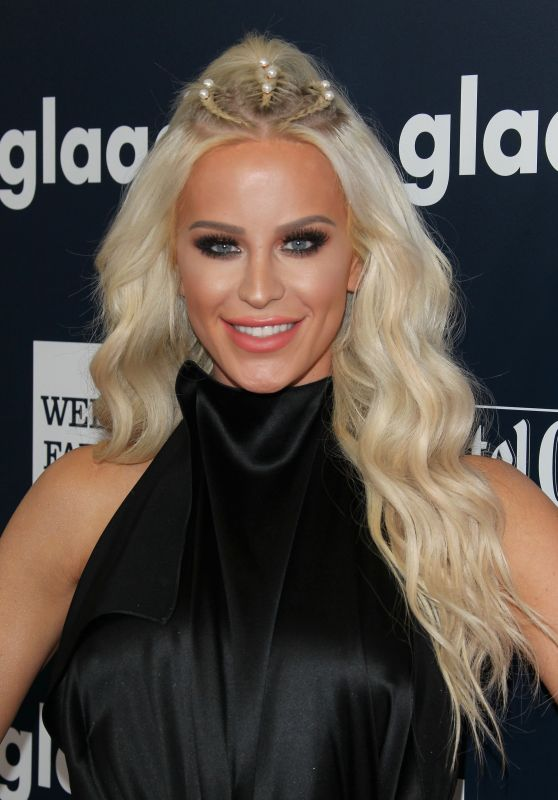 Gigi Gorgeous at GLAAD Media Awards 2017 in Los Angeles