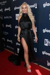 Gigi Gorgeous at GLAAD Media Awards 2017 in Los Angeles