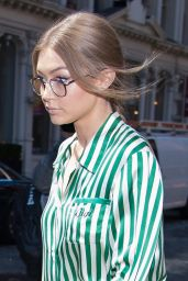Gigi Hadid - Out in New York City 4/13/2017