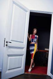 Gigi Hadid - Photoshoot for Vogue Netherlands, May 2017