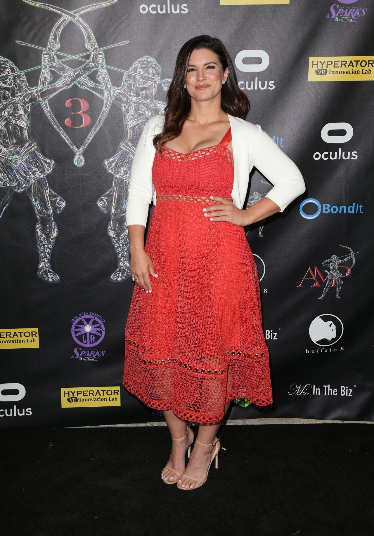 Gina Carano Artemis Women In Action Film Festival