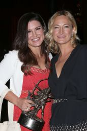 Gina Carano - Artemis Women in Action Film Festival - Opening Night Gala in Beverly Hills 4/21/2017