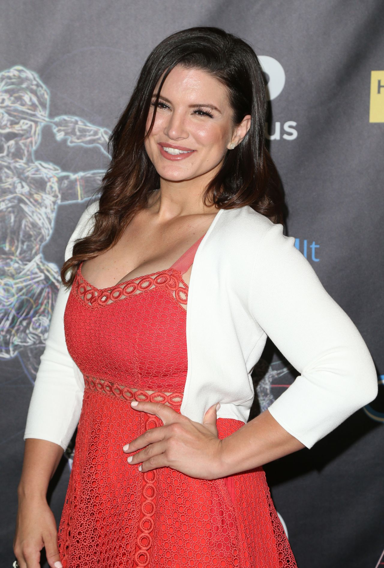 Gina Carano - Artemis Women in Action Film Festival ...
