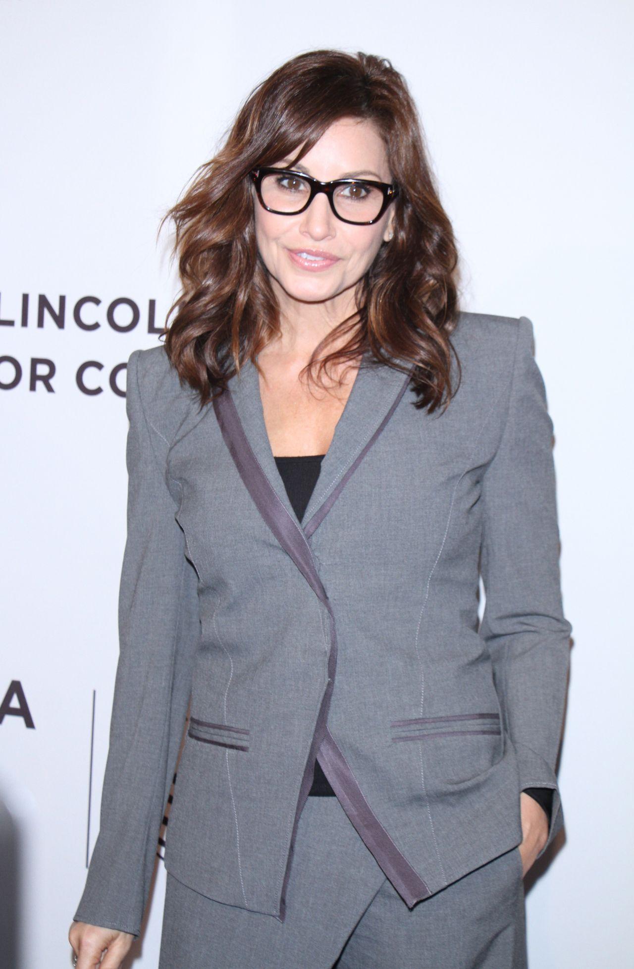 Gina gershon permission screening at tribeca film festival