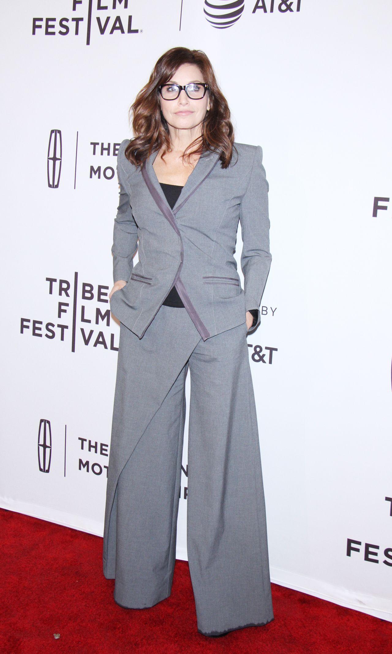 Gina gershon permission screening at tribeca film festival - 2019 year