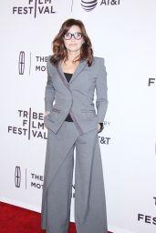 "Gina Gershon – ""Permission"" Screening at Tribeca Film Festival 4/22/2017"