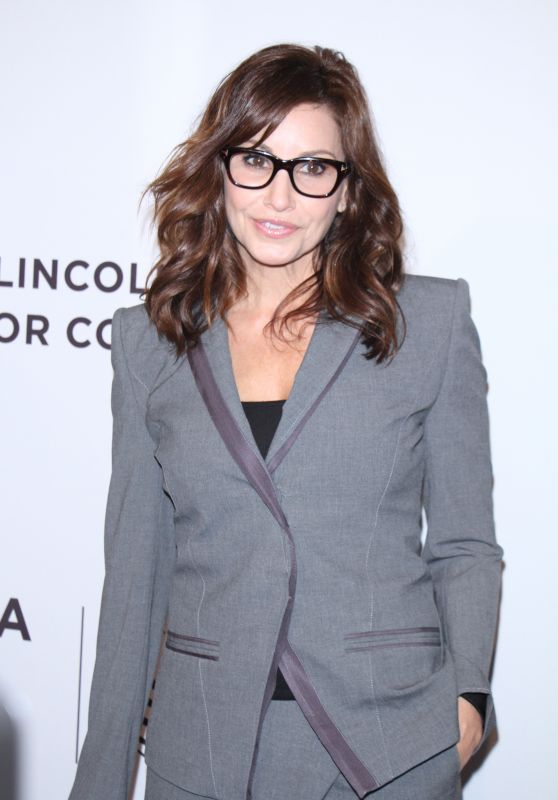 "Gina Gershon – ""Permission"" Screening at Tribeca Film Festival 4/22/2017"