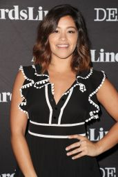 Gina Rodriguez at Deadline's The Contenders Emmys Event in LA 4/9/2017