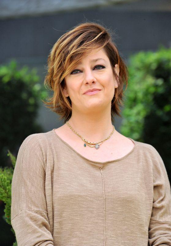 """Giovanna Mezzogiorno - """"La Tenerezza"""" Photocall in Rome 4/20/2017"""