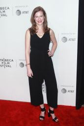"Gwen Ellis - ""Genius"" Premiere at Tribeca Film Festival in New York 4/20/2017"