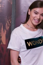 Hailee Steinfeld - On Air With Ryan Seacrest Radio Show in Los Angeles 04/28/2017